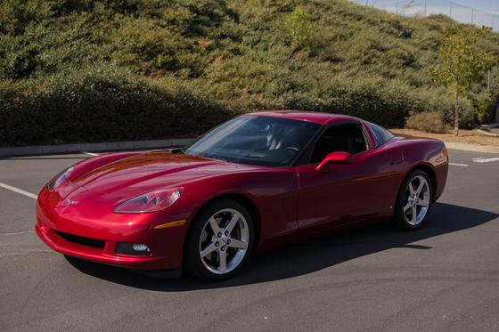 2008 Chevrolet Corvette Coupe:9 car images available