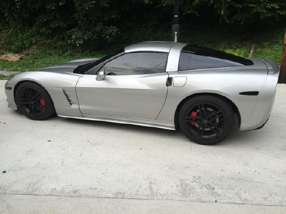 2007 Chevrolet Corvette Coupe:12 car images available