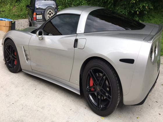 2007 Chevrolet Corvette Coupe:12 car images available
