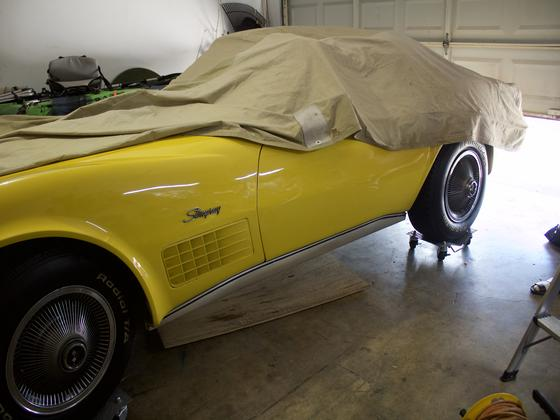 1970 Chevrolet Corvette Coupe:6 car images available