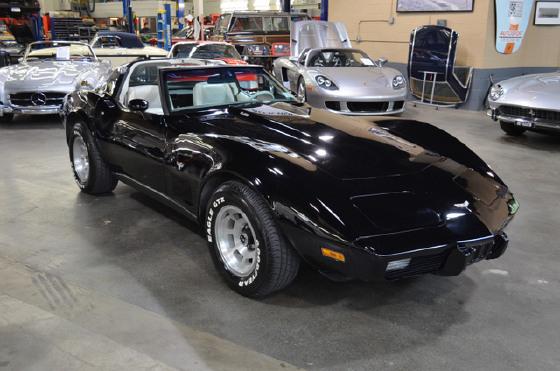 1979 Chevrolet Corvette Coupe:15 car images available