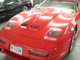 1987 Chevrolet Corvette Coupe:11 car images available