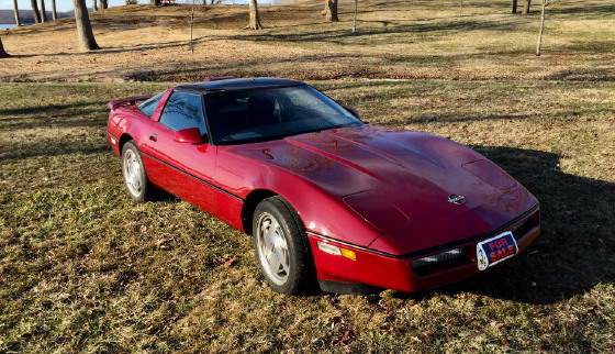 1989 Chevrolet Corvette Coupe:6 car images available