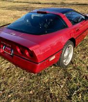 1989 Chevrolet Corvette Coupe
