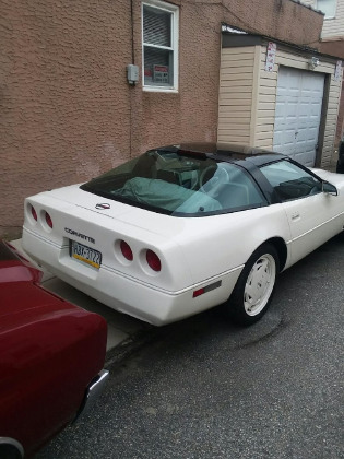 1988 Chevrolet Corvette Coupe