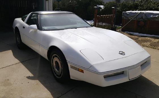 1985 Chevrolet Corvette Coupe:8 car images available