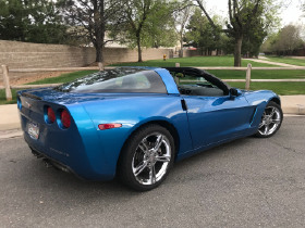 2010 Chevrolet Corvette Coupe