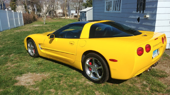 2000 Chevrolet Corvette Coupe:6 car images available