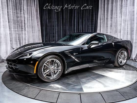 2016 Chevrolet Corvette Coupe:24 car images available