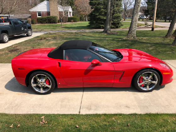 2009 Chevrolet Corvette Coupe:6 car images available