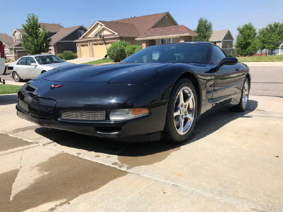 2004 Chevrolet Corvette Coupe:6 car images available