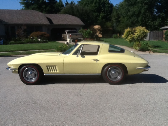 1967 Chevrolet Corvette Coupe