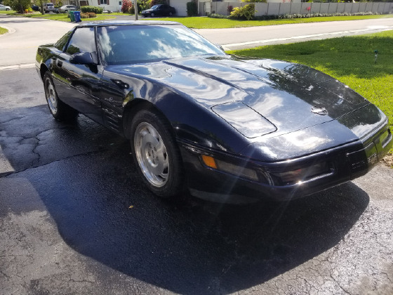 1993 Chevrolet Corvette Coupe:6 car images available