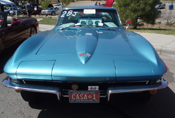 1965 Chevrolet Corvette Coupe