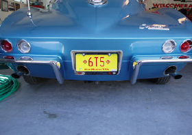 1965 Chevrolet Corvette Coupe:5 car images available