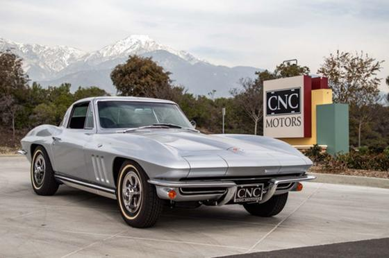 1965 Chevrolet Corvette Coupe:24 car images available