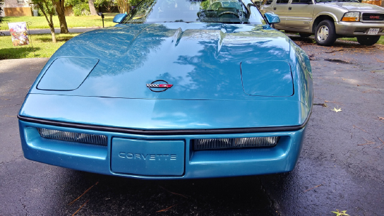 1988 Chevrolet Corvette Coupe:12 car images available