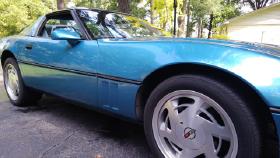 1988 Chevrolet Corvette Coupe