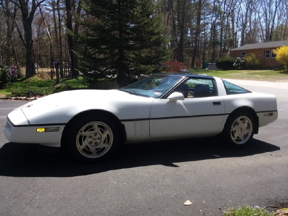 1989 Chevrolet Corvette Coupe
