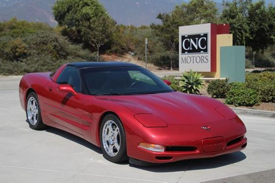 1997 Chevrolet Corvette Coupe:24 car images available