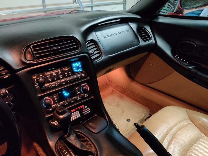 2000 Chevrolet Corvette Coupe