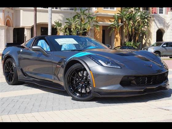 2017 chevrolet corvette grand sport for sale in naples fl for Black horse motors naples fl