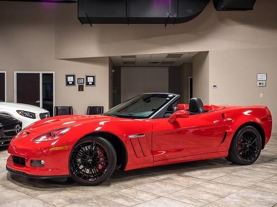 2013 Chevrolet Corvette Grand Sport:24 car images available