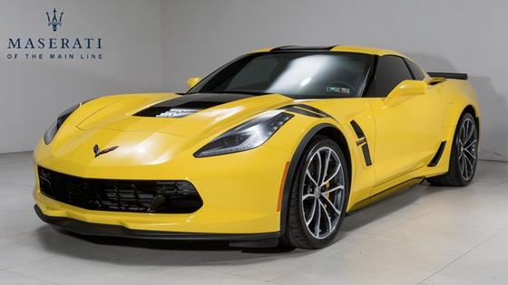 2017 Chevrolet Corvette Grand Sport:21 car images available