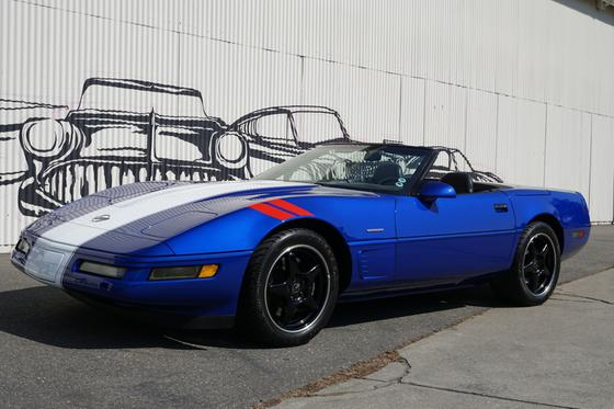 1996 Chevrolet Corvette Grand Sport:9 car images available