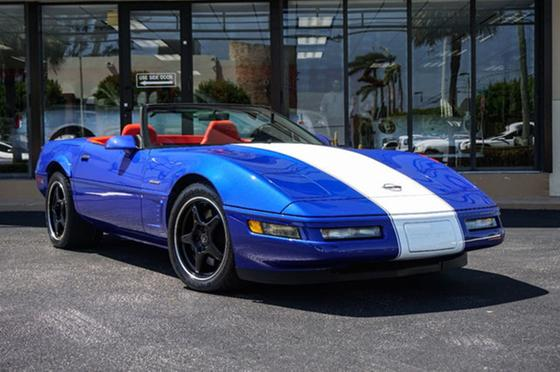 1996 Chevrolet Corvette Grand Sport:24 car images available