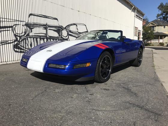 1996 Chevrolet Corvette Grand Sport:9 car images available