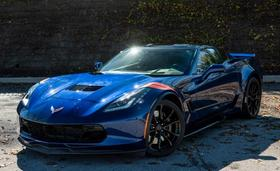 2018 Chevrolet Corvette Grand Sport:24 car images available