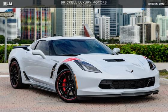 2019 Chevrolet Corvette Grand Sport:24 car images available