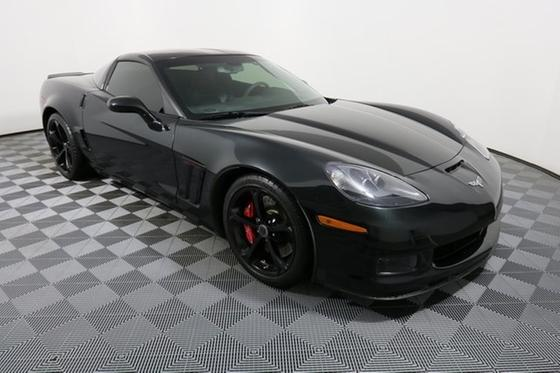 2012 Chevrolet Corvette Grand Sport:24 car images available