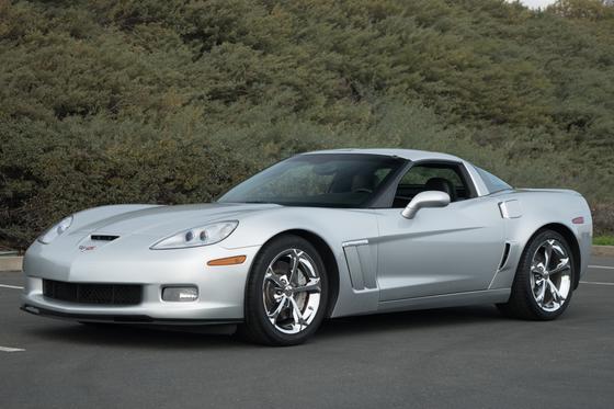 2012 Chevrolet Corvette Grand Sport:9 car images available