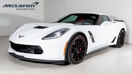 2017 Chevrolet Corvette Grand Sport:22 car images available
