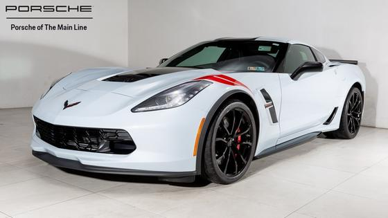 2018 Chevrolet Corvette Grand Sport:22 car images available