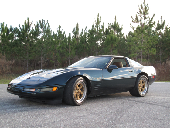 1991 Chevrolet Corvette Grand Sport:12 car images available
