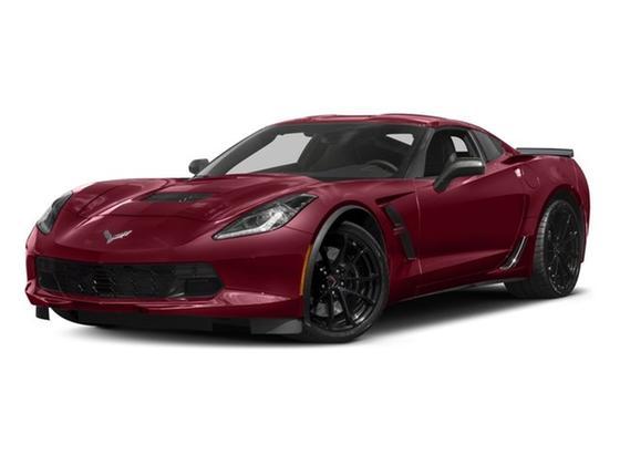 2017 Chevrolet Corvette Grand Sport : Car has generic photo