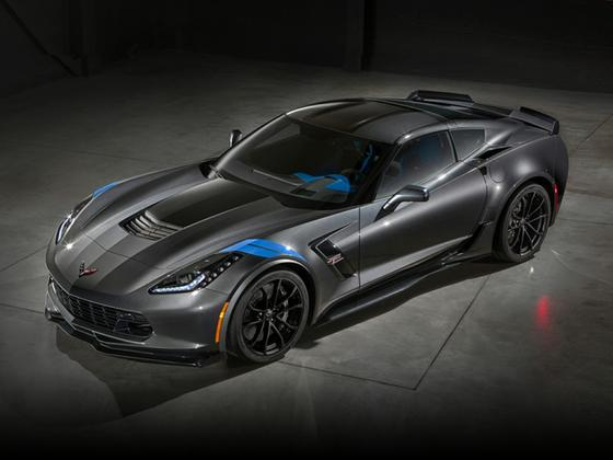 2017 Chevrolet Corvette Grand Sport : Car has generic photo