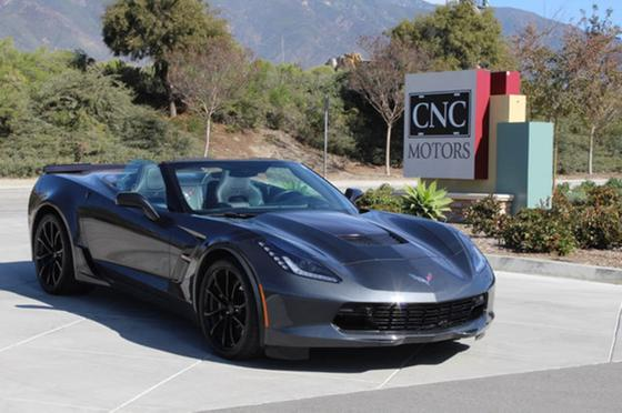 2017 Chevrolet Corvette Grand Sport:24 car images available