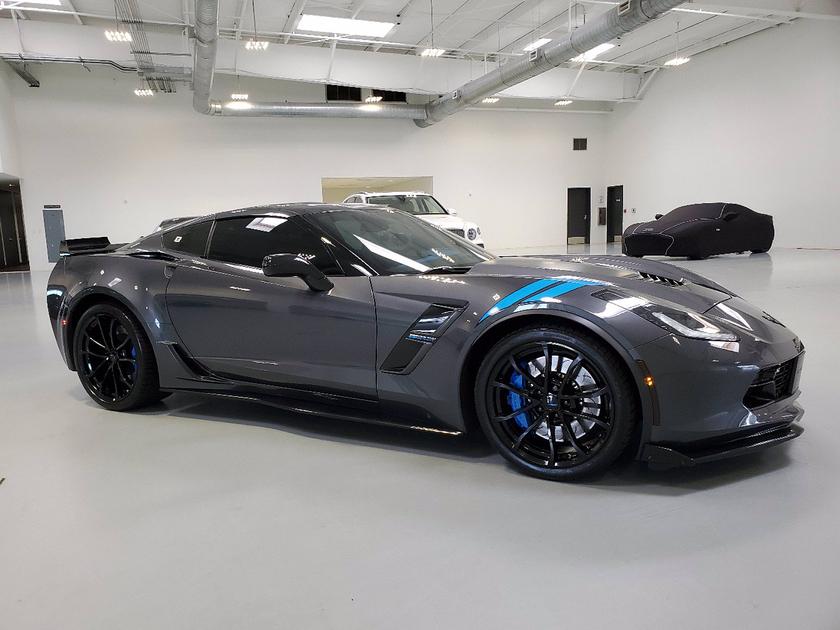 2017 Chevrolet Corvette Grand Sport:24 car images available
