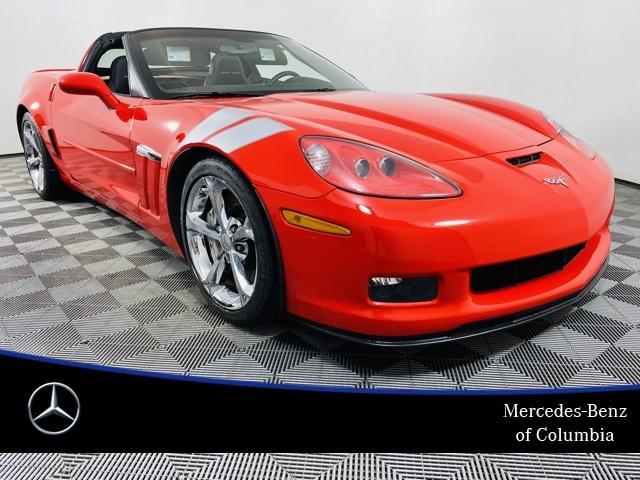 2010 Chevrolet Corvette Grand Sport:24 car images available