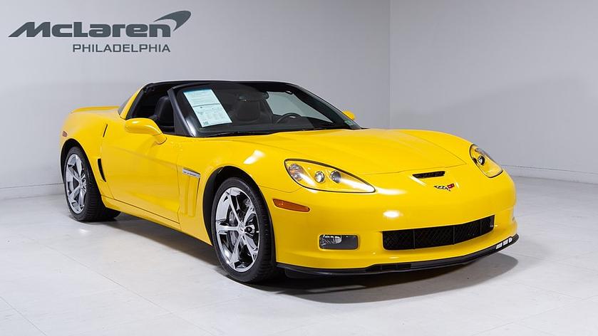 2012 Chevrolet Corvette Grand Sport:22 car images available