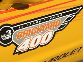2003 Chevrolet Corvette Indianapolis 500