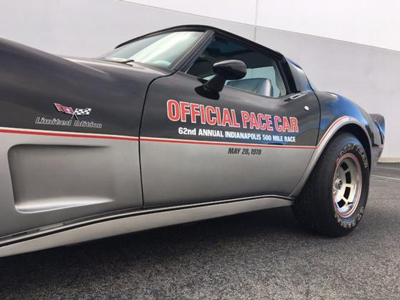 1978 Chevrolet Corvette Pace Car