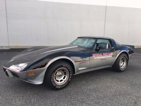 1978 Chevrolet Corvette Pace Car:24 car images available