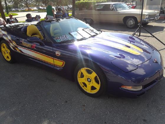 1998 Chevrolet Corvette Pace Car:12 car images available