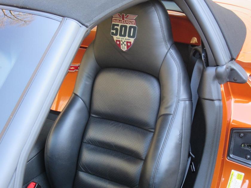 2007 Chevrolet Corvette Pace Car
