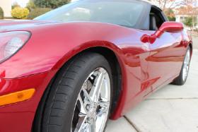 2008 Chevrolet Corvette Roadster